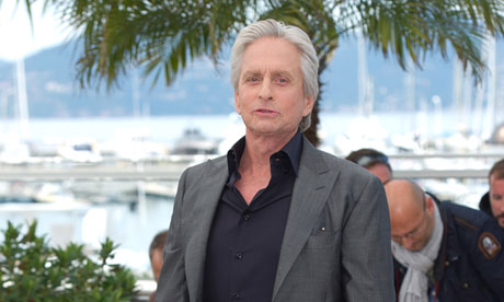 Oral sex caused my cancer – Michael Douglas