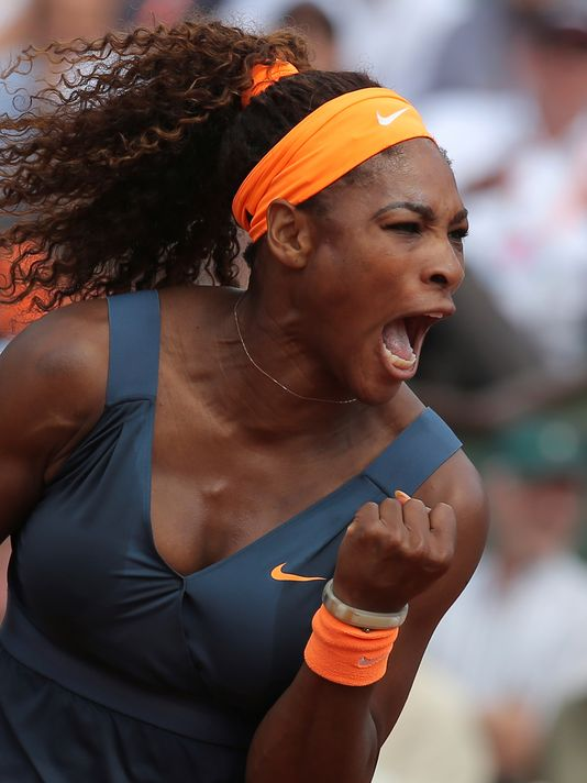 Serena defeats Sharapova to win French Open crown