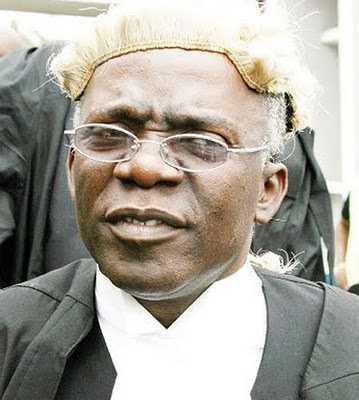 First ladies' impunity should stop - Falana