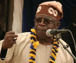 "Tinubu to PDP- ""Worry about the decaying carcass in your front yard."""