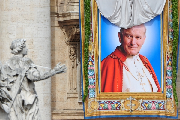 John Paul II cleared for sainthood by Pope Francis