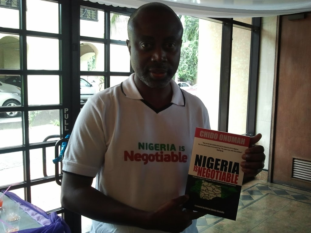 First copy of Nigeria is Negotiable