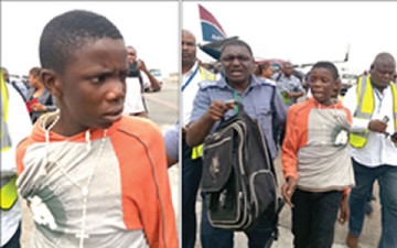 A puzzling moment on the security breach at Benin airport
