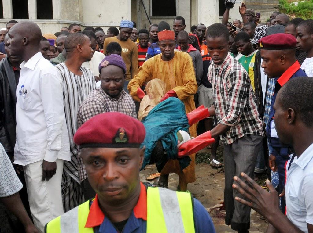 Apo, Abuja, (Nigeria) indiscriminate killing: Part 2, Scene 2?