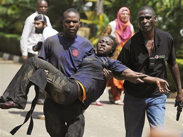 Gunmen attack popular Kenya shopping mall, 11 dead