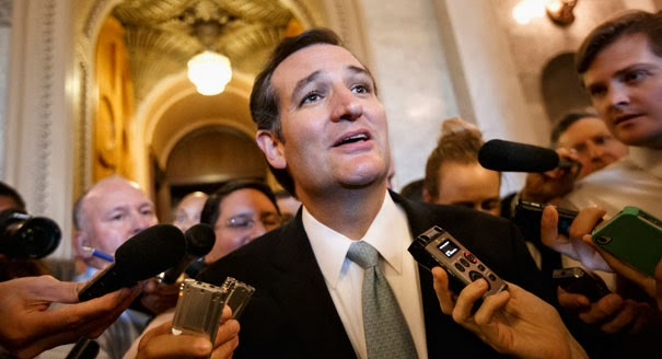 Nigerian emailers run Obama's Affordable Care Act site – Senator Ted Cruz