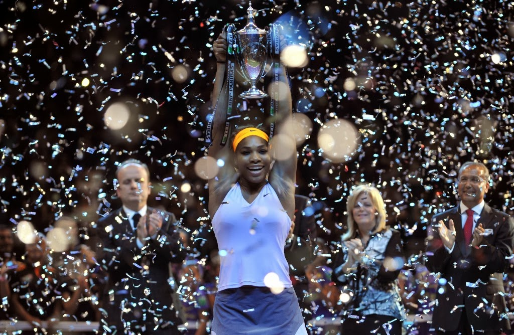 Was 2013 the best year of Serena Williams' magnificent career?