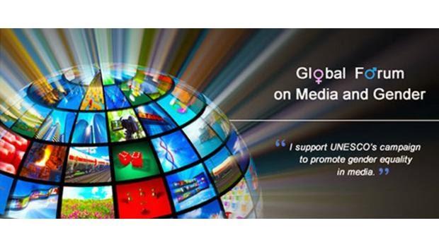 "UNESCO Global Forum on Media and Gender – ""Towards a Global Alliance on Media and Gender"", 2-4 December 2013"