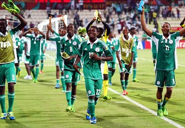 Nigeria to face Mexico in U-17 World Cup final