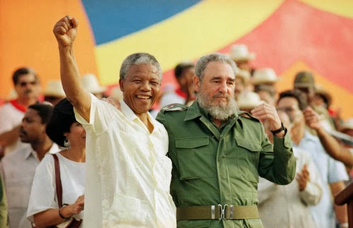 Fidel Castro: Mandela is dead, so why hide the truth about Apartheid?