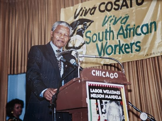 Symposium on Nelson Mandela and the unfinished revolutionary agenda in Africa