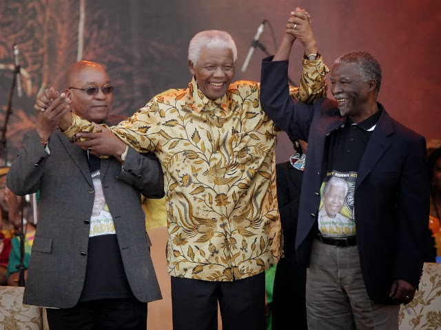 Mandela's 'deadly sins' – or why some of Africa's Big Men will not miss him