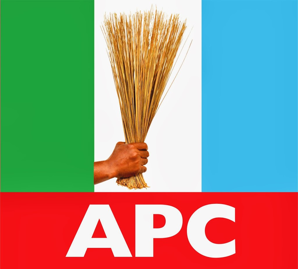 APC's New Year message to Nigerians: Change is imminent!‏