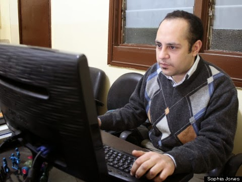Egyptian activist won't give up on democratic state amid severe military crackdown