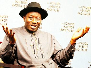 Dear President Jonathan, corruption is the problem of Nigeria
