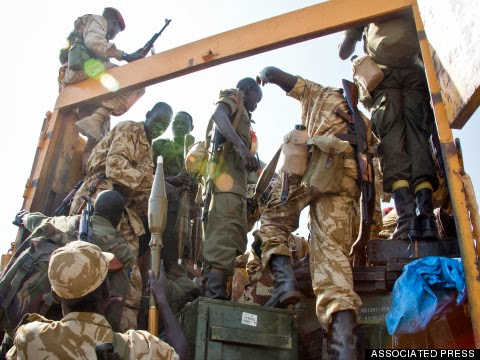 South Sudan conflict sees gruesome violence