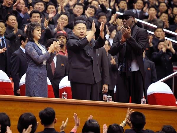 Jesse Jackson praises Dennis Rodman for diplomacy efforts in North Korea