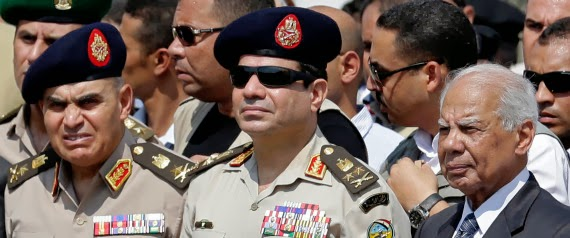 Egypt's government resigns, paving way for military chief to run for president