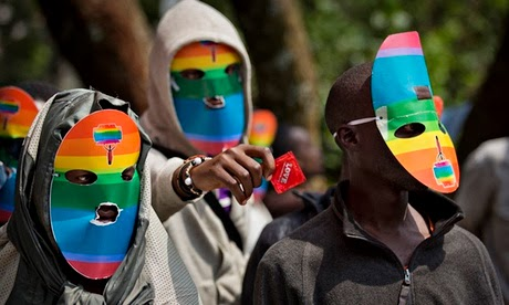 Is Africa is the most homophobic continent?