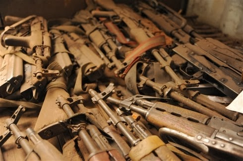 Arms smuggling to Boko Haram threatens Cameroon