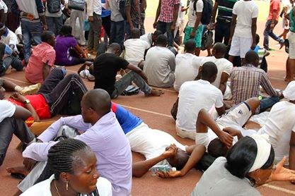 Immigration job stampede deaths, a direct consequence of PDP's misrule - APC