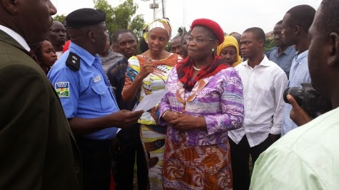 Purported ban on all protests on the Chibok Girls (#BringBackOurGirls) in FCT by police commissioner