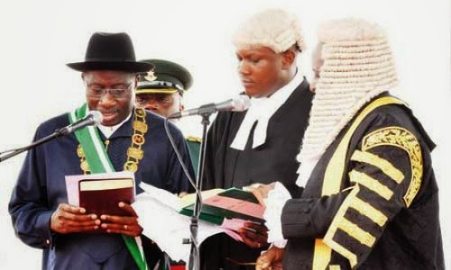 The clog in the ambition of President Jonathan
