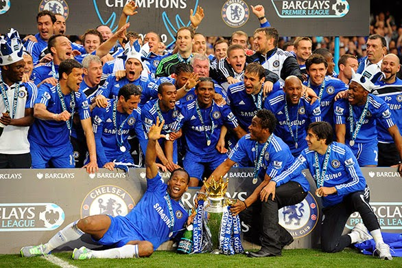 Nigerian football fans tip Chelsea FC to win 2014/2015 English Premier League