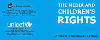UNICEF urges children to work with media