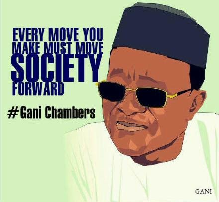 Remembering Gani Fawehinmi five years after