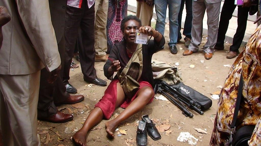 Congo expels critical female journalist