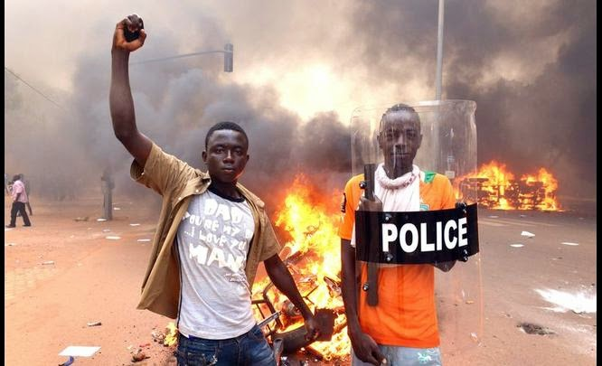 Press in Burkina Faso must be protected amid anti-government protests - CPJ