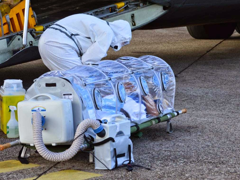 Spanish nurse tests positive for Ebola in first reported transmission outside West Africa