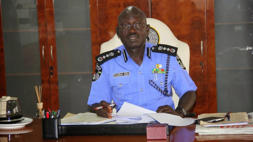 'Illegal policing of the republic': Open letter to Nigeria's Acting Inspector-General of Police