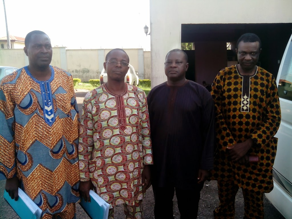EFCC arraigns IART director-general, three others for N115m scam