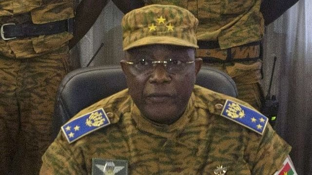 Burkina Faso: General Traore takes over as Compaore resigns