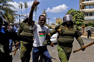 In Kenya, press curbed as government seeks to fight terrorism