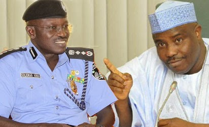 The IGP's gaffe on Tambuwal and matters arising