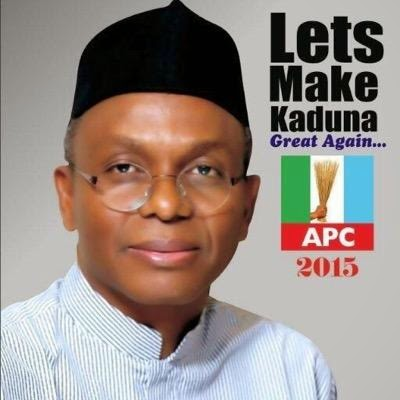 Kaduna is ready for change, unity and progress - El Rufai