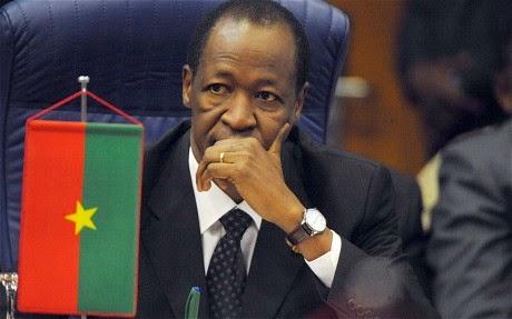 Lest we forget Burkina Faso