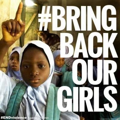 #BringBackOurGirls!