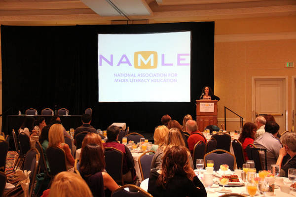 NAMLE conference 2015 is part of Global MIL week!