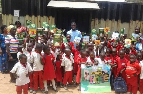 President Buhari, please smile at our children