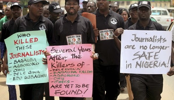 At least four journalists attacked in Nigeria in one week - CPJ