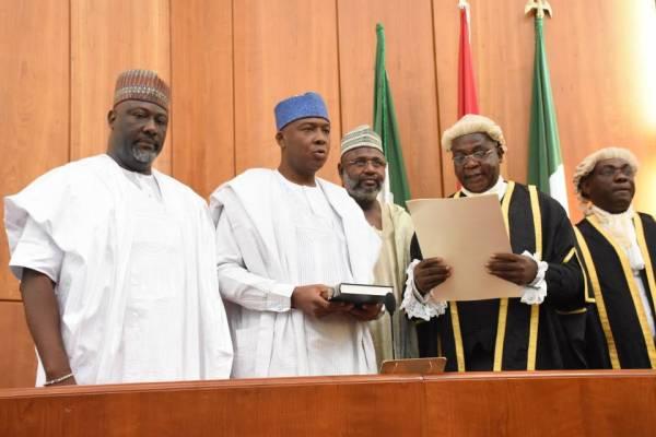 Buhari, 'legislooters' and the change agenda