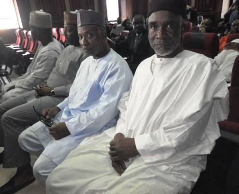 N29bn fraud: ex-Gov Nyako, son get N350m bail