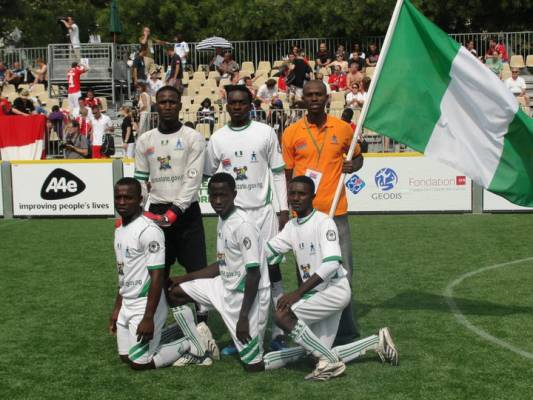 Visa: Nigeria Homeless World Cup team accuses Dutch government of targeting Nigerians