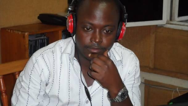 Burundian journalist arrested in Democratic Republic of Congo