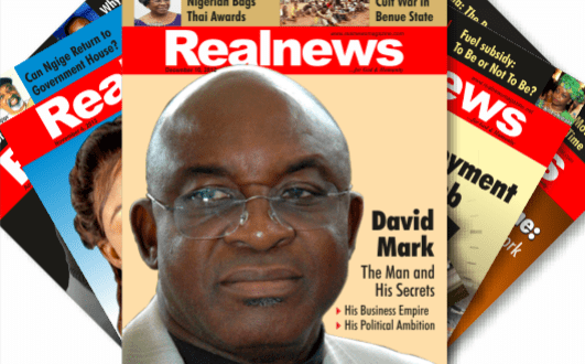Realnews magazine holds third anniversary lecture