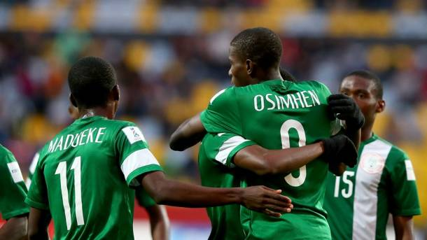 Golden Eaglets of Nigeria win FIFA U-17 World Cup, retain crown